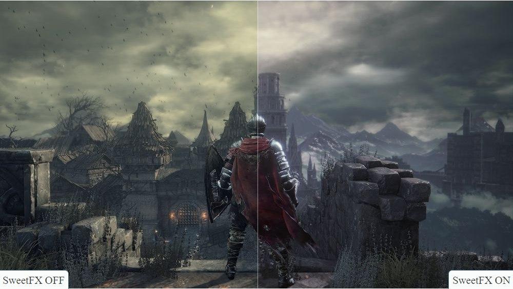 Rekindled FX v1.0 для Dark Souls 3 - Скриншот 1