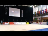 Salome Pazhava Training ball 2016-Grand Prix BRNO