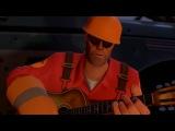 Team Fortress 2 Meet the Engineer (Russian)