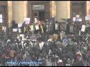 1 марта 2014. Харьков. Митинг, штурм ХОГА. Видео с высоты