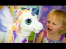StarLily My Magical Unicorn Toy FurReal Friends Review Girl Toys Kinder Playtime