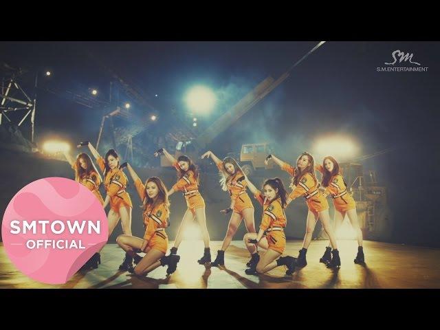 Girls' Generation 소녀시대 'Catch Me If You Can' MV Korean Ver