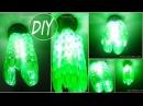 ✂DIY - Como Fazer Luminária Feita de Garrafa Pet e Colheres Descartáveis Lustre02