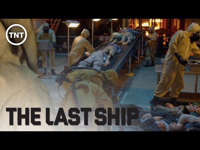 The Last Ship Trailer - New Enemy I TNT