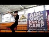 Koharu Sugawara Sia feat. The Weeknd- Elastic Heart Adria Dance Camp 2014'