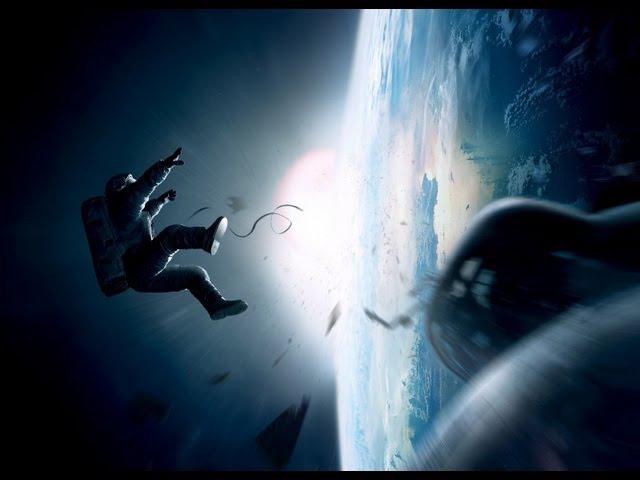 Фильм Гравитация 2013 Космическая фантастика с Клуни от Альфонсо Куарона Русский Тизер