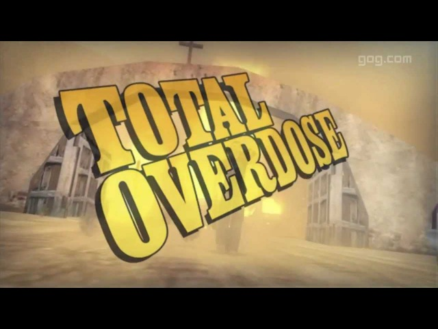 Total Overdose A Gunslinger's Tale in Mexico trailer