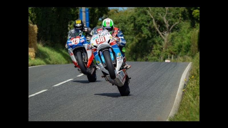 Commitment⚡at Such Speed☘️ Ulster Grand Prix - Belfast,N.Ireland - (Isle of Man TT Type Race)