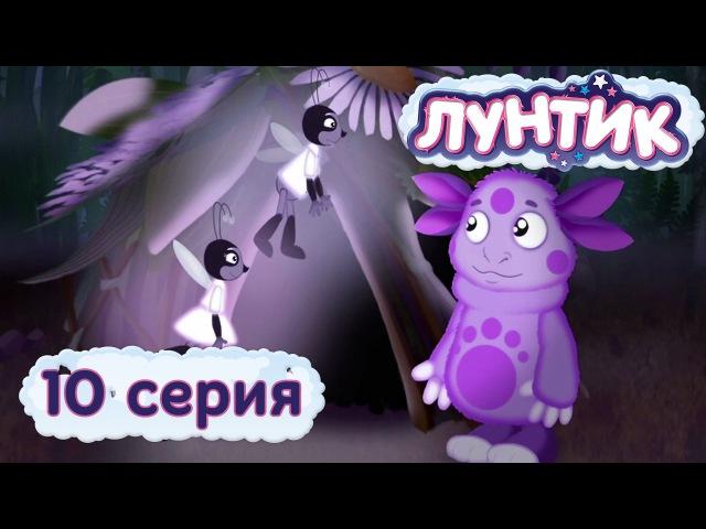 Лунтик и его друзья 10 серия Светлячки