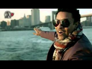 Smile Trimmed Official Music video Tamer Hosny Ft Shaggy