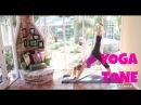Йога Для Похудения - 40-минутная Жиросжигающая Йога Для Тонуса. Yoga For Weight Loss - 40 Minute Fat Burning Yoga Tone Workout