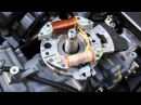 Suzuki DT15A Установка генераторной катушки