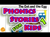 Phonics Stories for Kids - A 10-Story Collection for Children - ELF Kids Videos