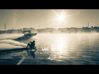 Fox Wake Presents | Rusty Malinoski We Live | The Extra Mile