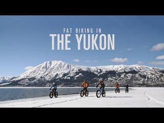 Winter Fat Biking in the Yukon - Travel Yukon Promo