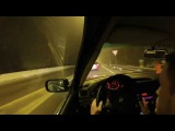 BMW e38 Night Driving ZippO - Небо что в переди (А че бы не Rec.)