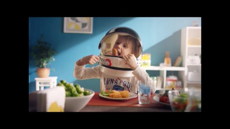 Реклама Мираторг - Наггетсы