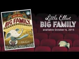 Little Elliot Big Family trailer