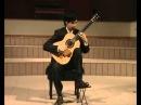 Каприз №24, Никколо Паганини, гитара