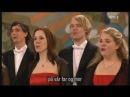 Ja vi elsker dette landet Norges nasjonalsang Norway's national anthem a cappella