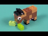 Lego Cow Building Instructions - Lego Classic 10692