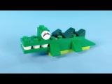 Lego Crocodile Building Instructions - Lego Classic 10696