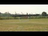 P2 Hoverbike Test Flight