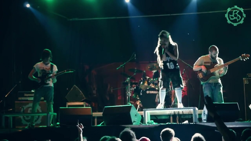 JINJER - FajtFest 2014 Full Concert Official Bootleg (Brno, the Czech Republic19.07.2014)