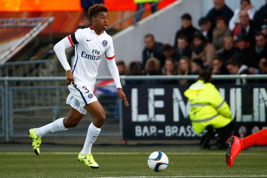 Presnel Kimpembe vs Lorient