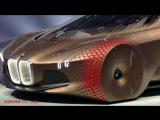 BMW Vision DRIVING LIVE at World Premiere BMW Vision NEXT 100 2016 New BMW Concept Autonomous CARJAM