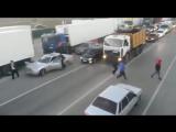 Забастовка дальнобойщиков Дагестан. Трасса Махачкала-Дербент