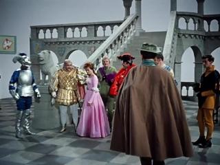 Король Дроздобород/König Drosselbart(1965)