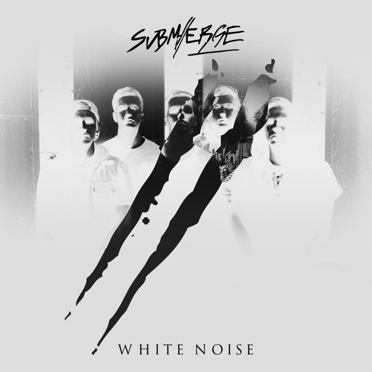 Submerge - White Noise [single] (2016)