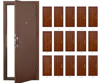 стоимость дверей металлических антивандальных