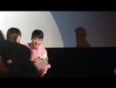 「FANCAM」160301 EXO SEHUN SURPRISE D.O @ pure love stage greetings