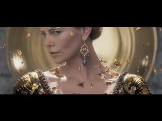 Белоснежка и Охотник 2 (Охотник и Снежная Королева)   The Huntsman: Winter's War - Official Trailer 2 рус. трейлер (2016)
