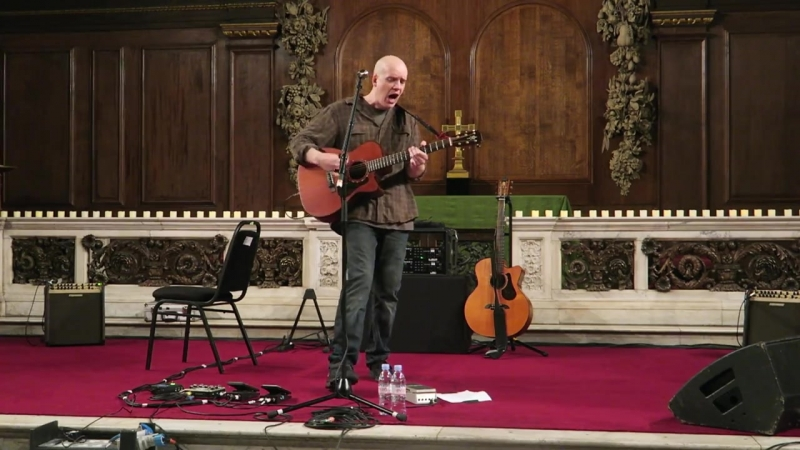 Devin Townsend ( St Jamess Church Piccadilly London) - Slow Me Down