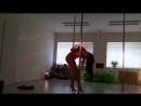 Конкурс приватов pole dance 18