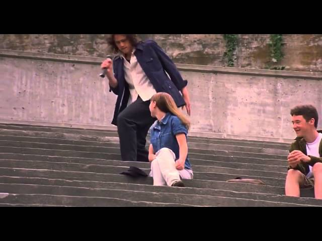 10 Things I Hate About You (1999), Heath Ledger - Can't take my eyes off you