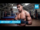 Anthony Joshua Conditioning Boxing Training | Muscle Madness