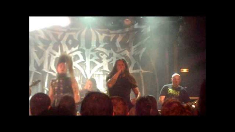 RECUEIL MORBIDE , live Belfort , 16 juin 2015