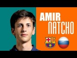 AMIR NATCHO | Goals, Skills, Assists | Barcelona FC | 2014-2015