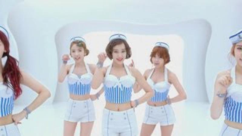 RAINBOW(레인보우) - SUNSHINE(선샤인) M/V