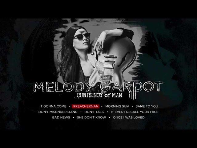 Melody Gardot - Currency of Man - Albumplayer