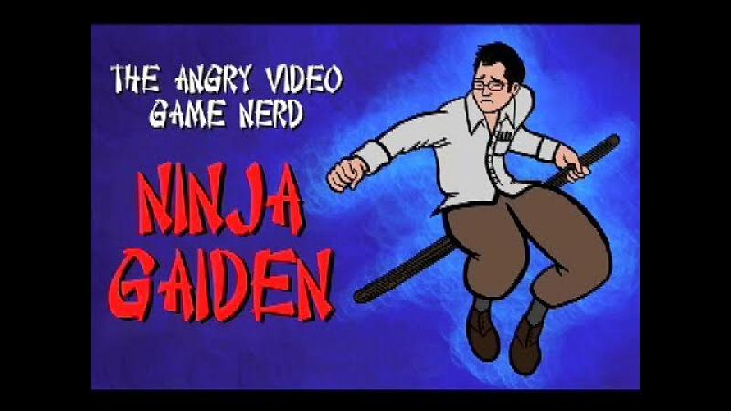 Ninja Gaiden [AVGN 87 - RUS RVV]