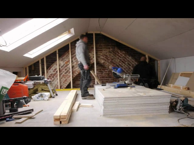 A Loft Conversion in 90 seconds by Topflite Loft Conversions - YouTube