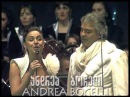 Andrea Bocelli Sopho Nizharadze. BATUMI. GEORGIA