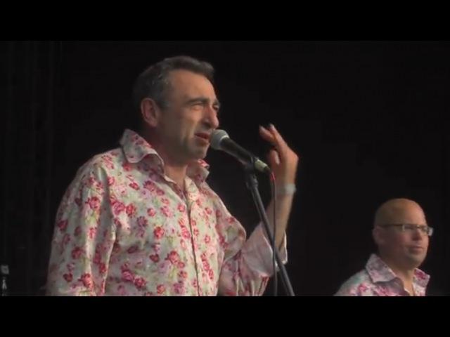 Amsterdam Klezmer Band Live - Gogol Mogol @ Sziget 2012