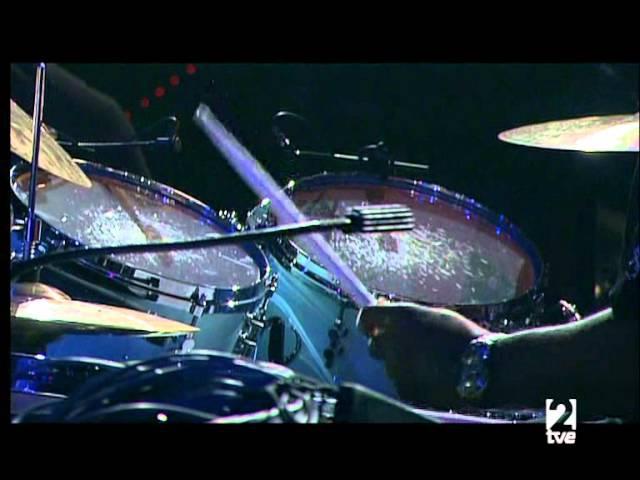 Return To Forever Corea, Meola, Clarke, White.San - Sebastian 2008 Part 1
