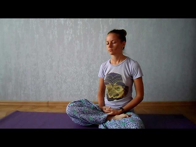 Медитация Цветок Лотоса